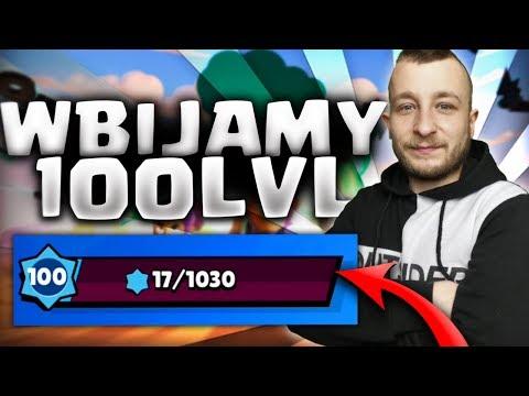 WBIJAMY 100 LEVEL! BRAWL STARS POLSKA