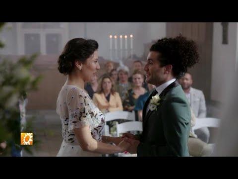 GTST-bruiloft Farah en Amir eindigt in ware nachtm - RTL BOULEVARD