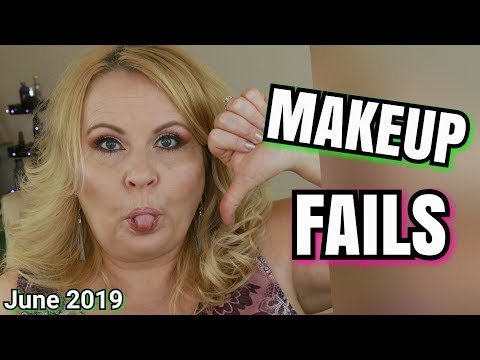 Disappointing Products Not Worth The Money! June 2019 Beauty News thumbnail