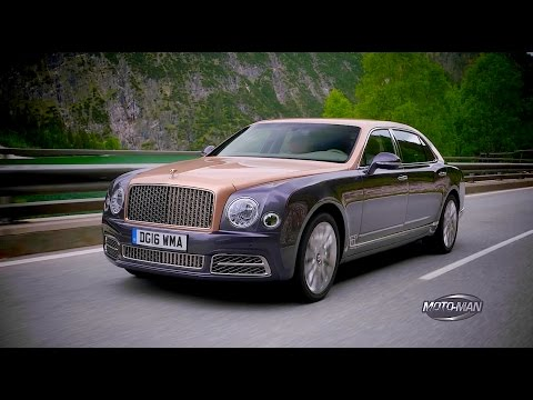 2017 Bentley Mulsanne Extended Wheelbase EWB Limousine FIRST DRIVE REVIEW 3 of 4