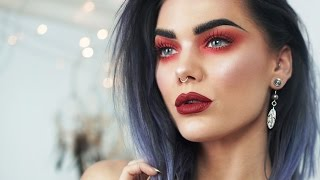 Simple New Years Makeup + Outfit | Linda Hallberg Tutorials