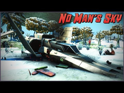No Man's Sky | IMPERIAL X-WING [Atlas Rises] Episode 1