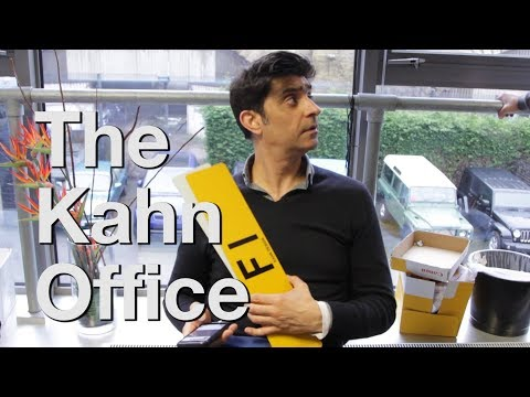 The Kahn Office  Episode 19  The F1 Plate