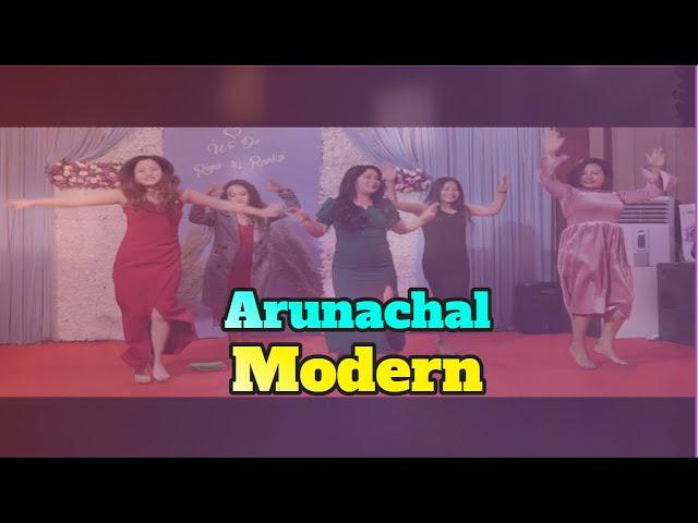 Arunachal Modern Dance | Wedding Dance of Arunachal