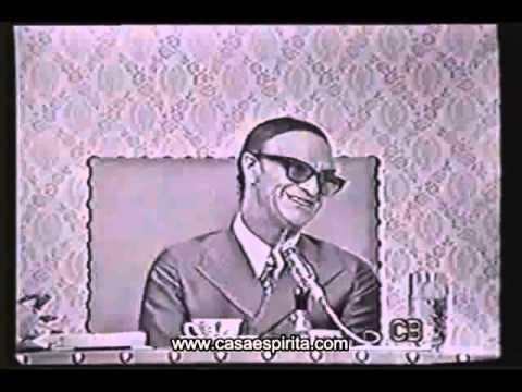 Pinga Fogo Chico Xavier -1971? - VOSTFR  - sous-titres Français