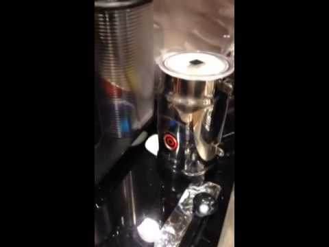 future coffee maker (sur la table) - youtube
