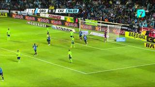 Cruz Azul vs Queretaro (2-1) Jornada 6 Clausura 2015 (HD)