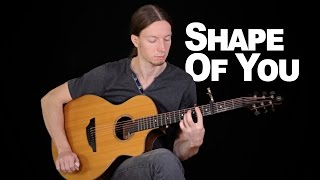 Shape Of You by Ed Sheeran | Martin Rauhofer | Acoustic Fingerstyle Guitar