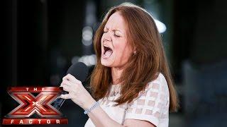 Helen Fulthorpe sings Etta James' I'd Rather Go Blind | Judges' Houses The X Factor UK 2014