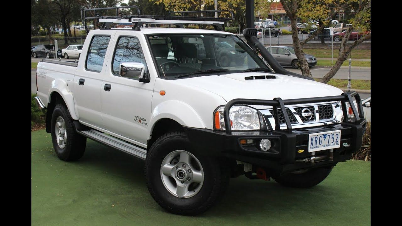 b5353 2010 nissan navara st r d22 manual 4x4 my10 review youtube rh youtube com 2010 nissan navara rx d40 manual 4x4 2010 nissan navara rx d40 manual 4x4