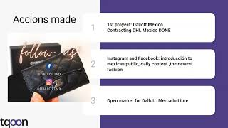 [멕시코-마케터]  21.6 사업계획발표 동영상