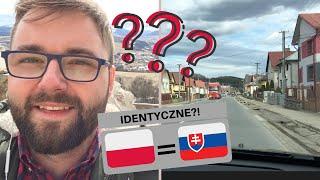 POLSKA i SŁOWACJA są IDENTYCZNE?! ??=??❓[VLOG SŁOWACJA #2]