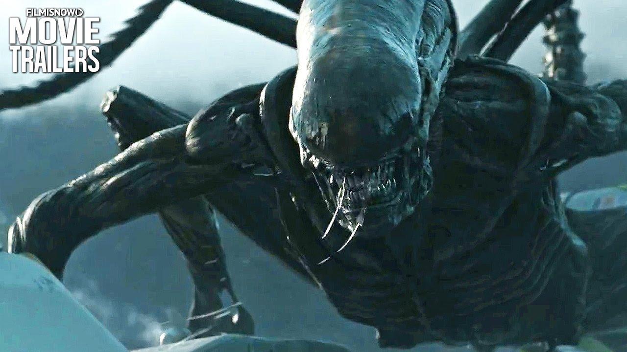 Alien Covenant Trailer Crew Faces Danger As Xenomorphs