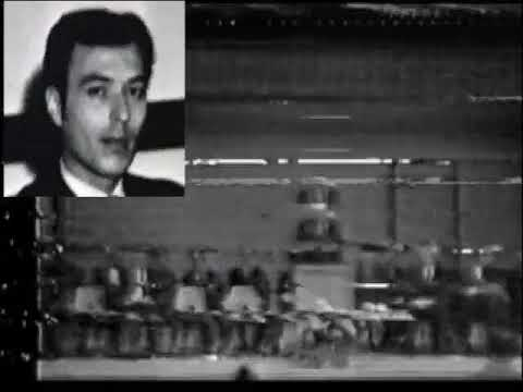 Dedication of Sanford HS 11/1/1970