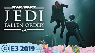 Jedi: Fallen Order Puts A New Stamp On Star Wars | E3 2019