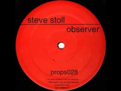 Steve Stoll - Untitled A - Observer EP . props028