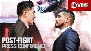 Santa Cruz vs. Mares II: Post-Fight Press Conference | SHOWTIME CHAMPIONSHIP BOXING