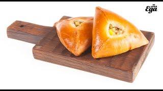 Эчпочмаки — татарские пирожки