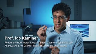 New Quantum Microscope Recording the Flow of Light from Technion