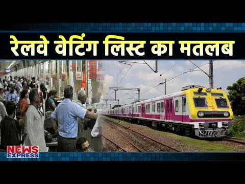 (RLWL, PQWL, CKWL) Ticket Waiting List और उनका मतलब !Must Watch!!!