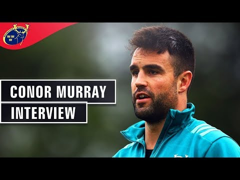 New three-year contract for Conor Murray