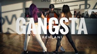GANGSTA  | KEHLANI | Choreography by Seba Carreño || Power Peralta Dance Studio