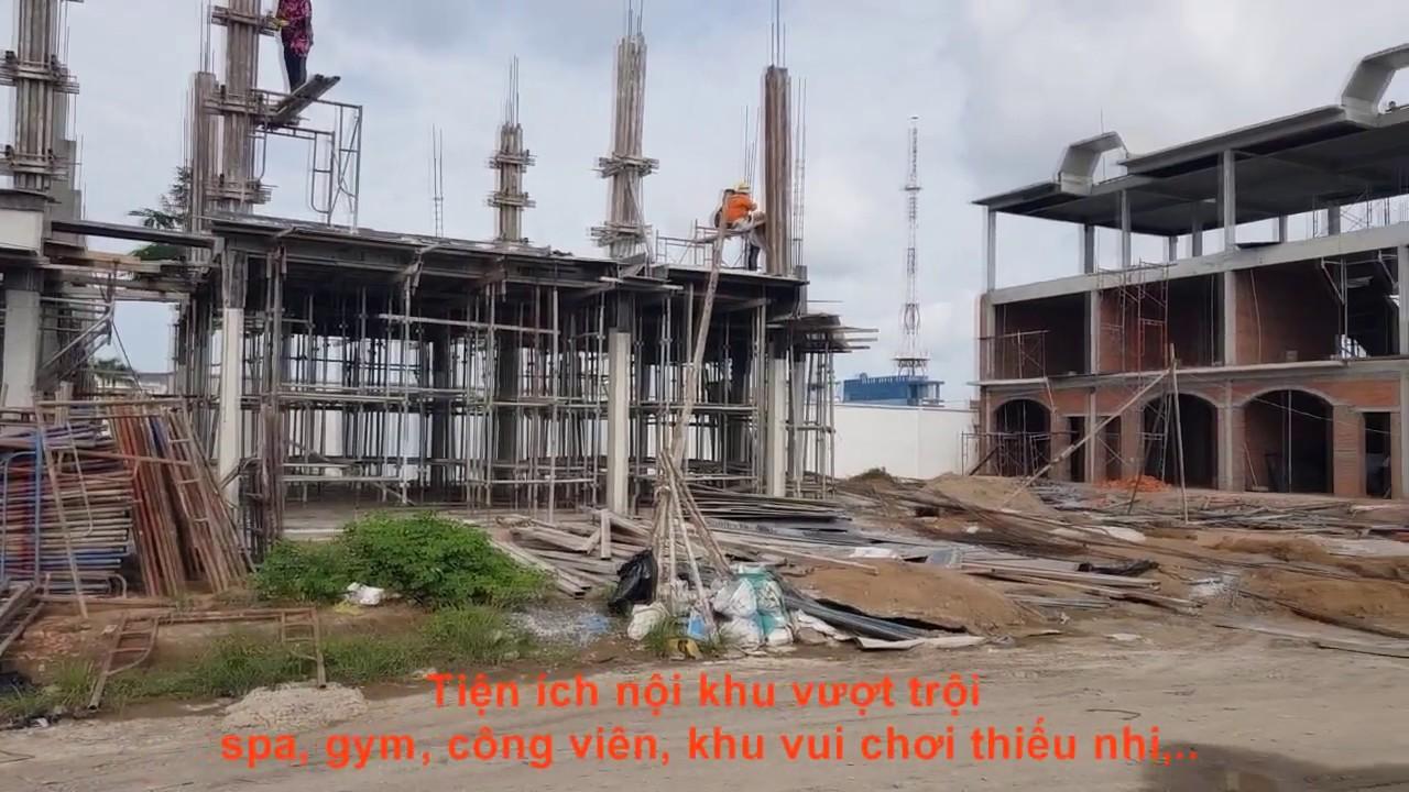 THỰC TẾ DỰ ÁN LONG PHÚ RESIDENCE QUỐC LỘ 1A | LONG PHÚ VILLA - YouTube