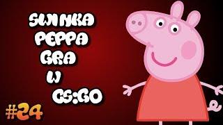ŚWINKA PEPPA GRA W CS:GO! - TROLL #24