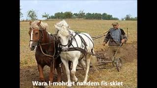 L'ahhar Bidwi F'wied Il-ghasel. (maltese Song)