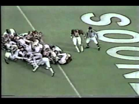 1982 Oklahoma 27 Oklahoma State 9 highlights