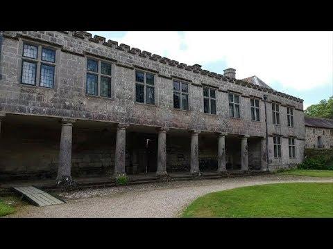 Godolphin House Vlog National Trust
