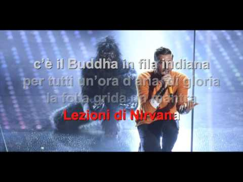 Francesco Gabbani - Occidentali's Karma - Karaoke con testo