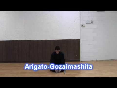 08 Kendo Basics I - Finishing up at a glance