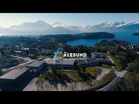 Ålesund folkehøgskole 2017 cover