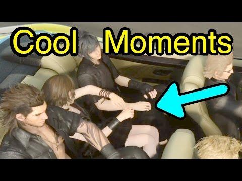 Final Fantasy XV: Top 25 Cool Moments
