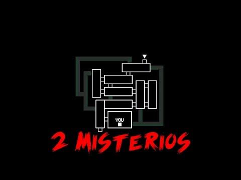 Los 2 misterios curiosos de five nights at freddy s 3teaser mapa