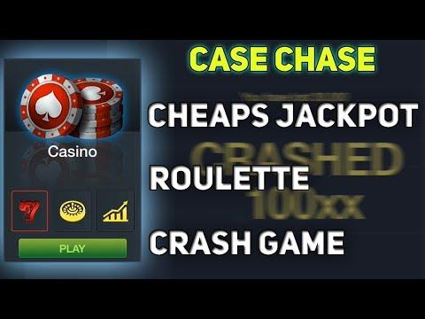 Case Chase - Казино (Рулетка, Креш гейм, Джекпот)