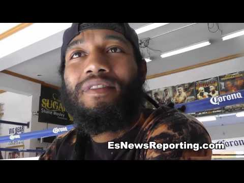 canelo alvarez sparring partner Karl Dargan on canelo power and speed - EsNews Boxing