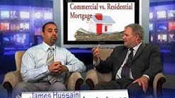Commercial vs Residential Mortgages