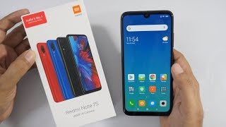 Redmi Note 7S Unboxing & Overview Mixed Personality with 48MP Camera