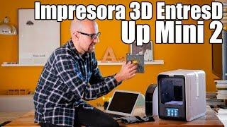 Imprime tus propios accesorios fotográficos: EntresD Up Mini 2