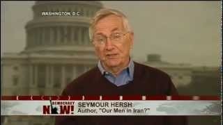 Training Terrorists in Nevada: Seymour Hersh on U.S. Aid to Iranian Group. Part 1 of 2