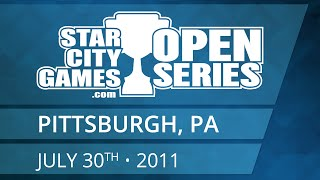 SCGPITT - 2011 - Legacy - Round 2 - Matt Knupp vs Kenny Mayer