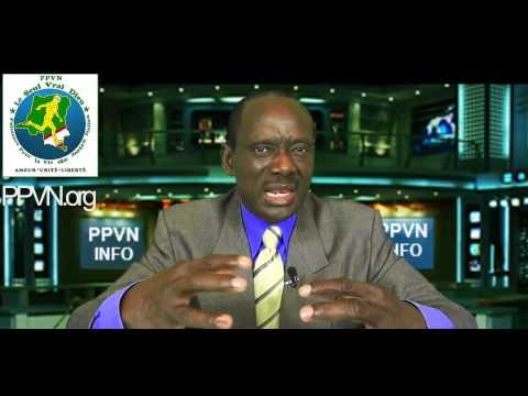 Contre qui luttons-nous réellement en RD Congo? Par Mr. Ngbanda Tarakobande Tito (Lingala)