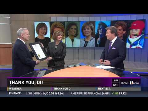 Governor Dayton Proclaims Diana Pierce Day In Minnesota