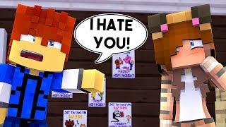 Minecraft Daycare -  RYAN HATES TINA !? (Minecraft Roleplay)