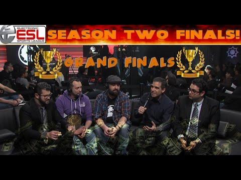 Match 18 - MKX - $100,000 Prize - Season 2 Finals (GRAND FINALS) - SonicFox vs UA Scar