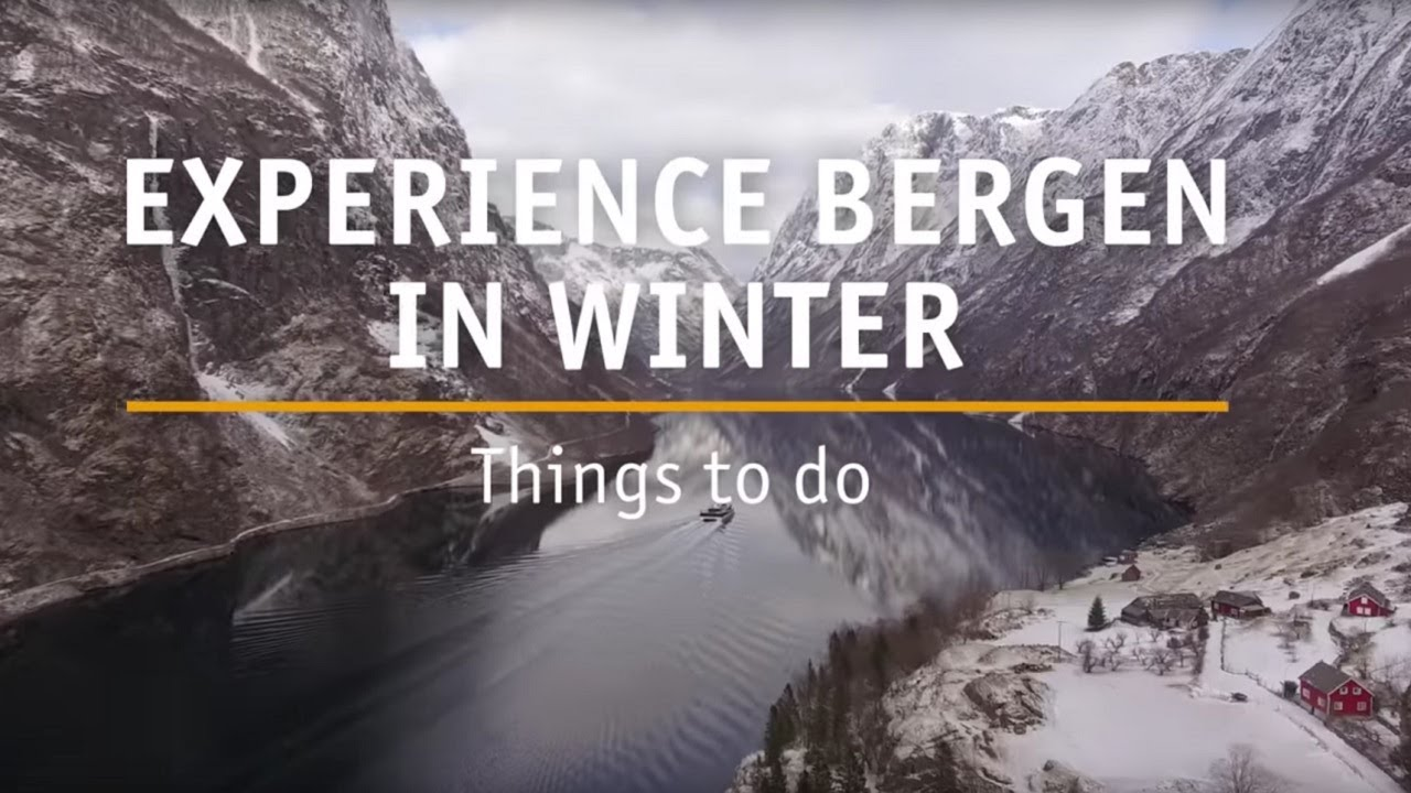Thumbnail: Experience Bergen and the fjords in winter
