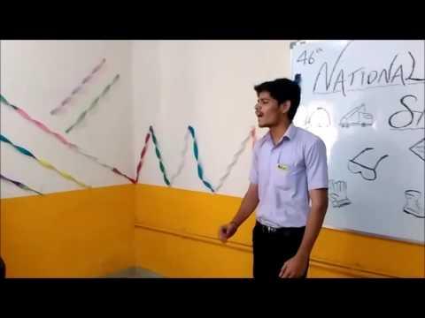 Mayur Karaoke - National Safety Day (Mifse Hubli)
