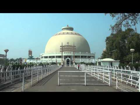 Deekshabhoomi Buddhist Pilgrimage Centre in Nagpur